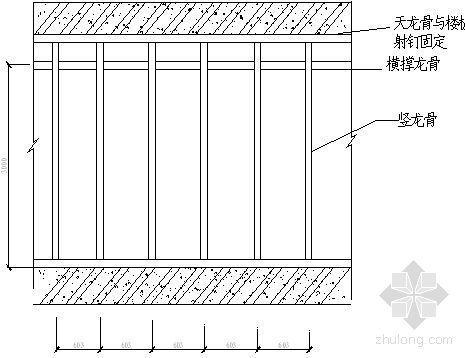 江苏某超高层综合楼室内装修施工方案