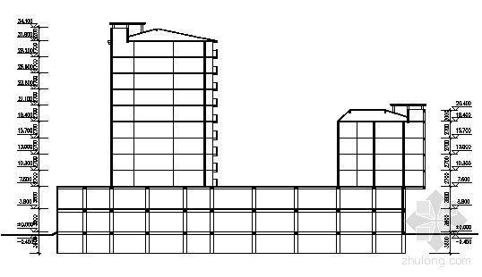 某商城单体组合设计方案-2