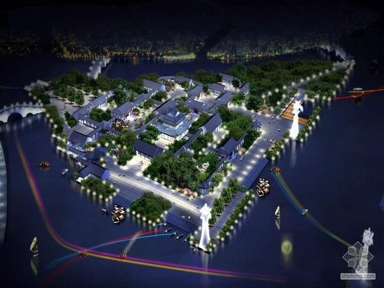 [京杭]某运河规划设计文本