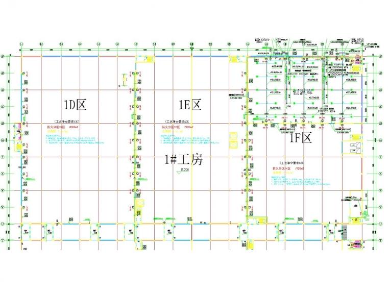 [北京]大型储物仓库采暖通风防排烟系统(锅炉房设计,供暖外网)
