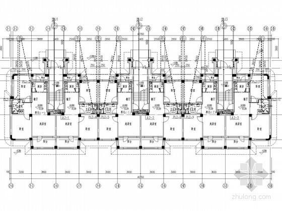 [辽宁]多层住宅楼给排水消防施工图