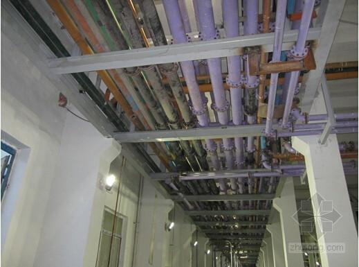 [云南]大型镍湿法冶炼钢衬胶管道安装工法(省级工法 丰富多图)