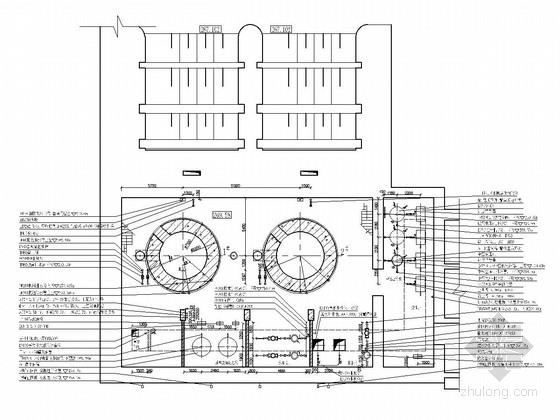 [四川]水电站初步设计工程施工图(水机部分)
