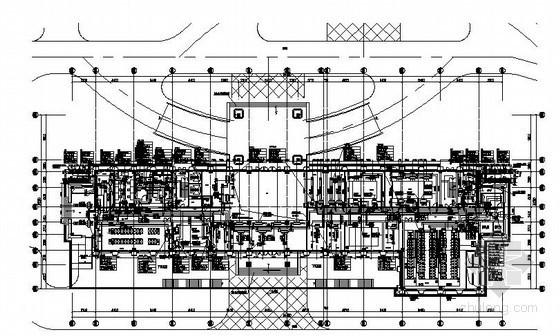 [江西]机关办公楼机房恒温恒湿空调系统设计施工图