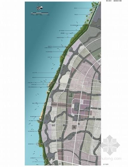[江苏]带状湿地公园景观设计方案