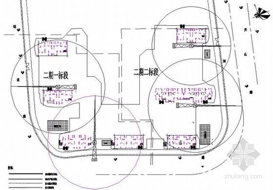 [江苏]高层小区及裙楼施工组织设计(框架剪力墙)