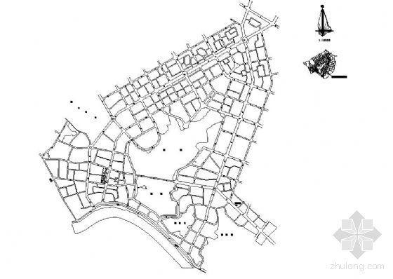 某镇给水管网课程设计