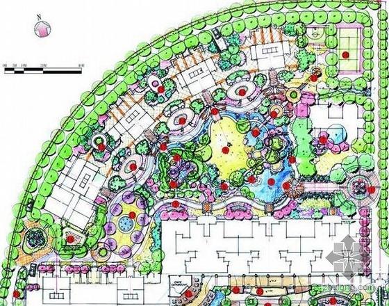 广州居住区景观设计