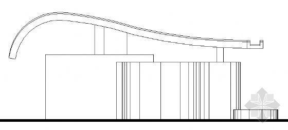 公厕结构详图