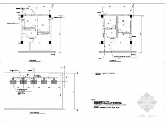 [云南]丁类厂房给排水施工图设计