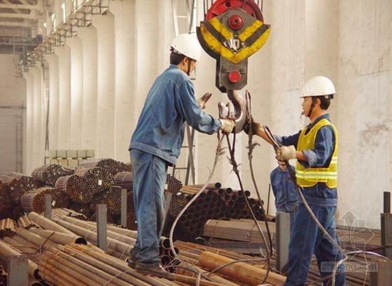 建筑工程施工起重吊钩安全技术讲义