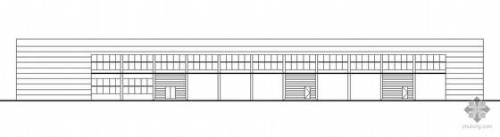 [南京]滨江某外资厂房及配套建筑设计施工图(有效果图)