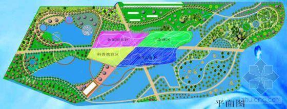 净水一方主题公园设计
