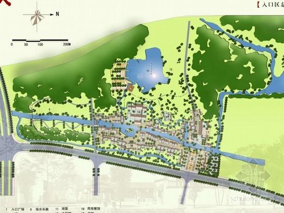 [常州]公园概念性规划