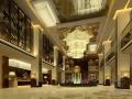 [陕西]精品雅致园林式超奢华五星级度假酒店设计方案