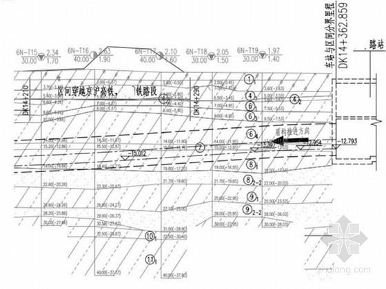 [天津]地铁区间工程盾构监测方案36页