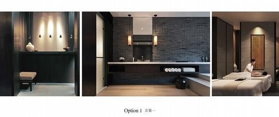 [北京]简约中式艺术酒店室内设计概念方案-[北京]简约中式风格艺术酒店室内设计概念方案客房概念