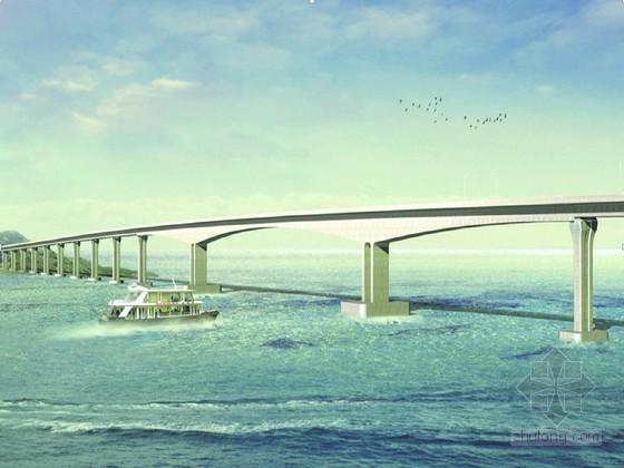 跨海大桥主桥施工监控方案(49页 2013年)