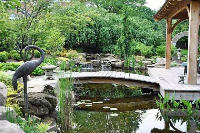 5个常用水景元素打造中式古典庭院_5