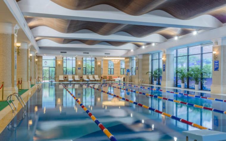 游泳馆电气设计