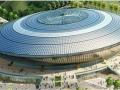 [广东]4层现代风格体育馆建筑设计施工图(大型BIM实施项目)