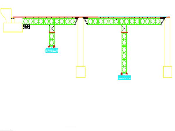 白马大桥匝道桥连续箱梁现浇施工方案