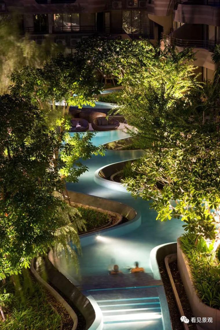精选泰国近年10个最炫住宅景观,99%的人没看过_97
