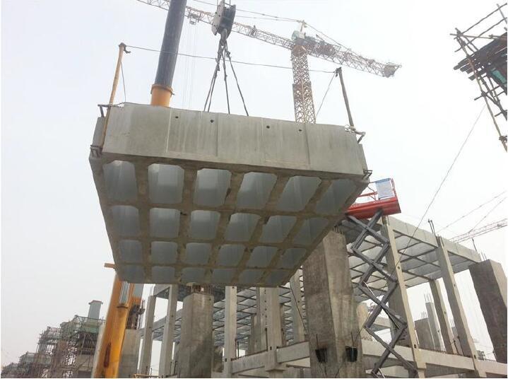 装配式混凝土框架结构施工安装关键技术研究与应用汇报PDF(77页)