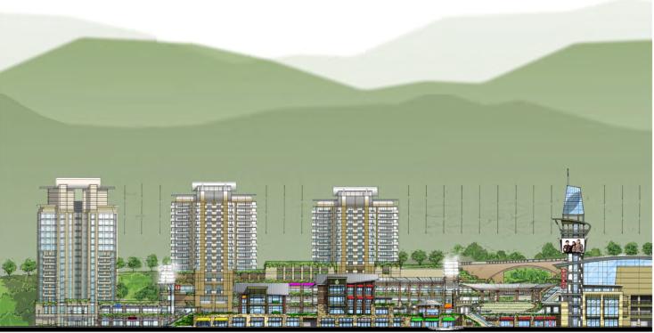 [重庆]超高层新中式风格灯塔购物娱乐中心建筑文本(108页pdf)_11