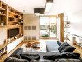 保加利亚时尚现代三层住宅