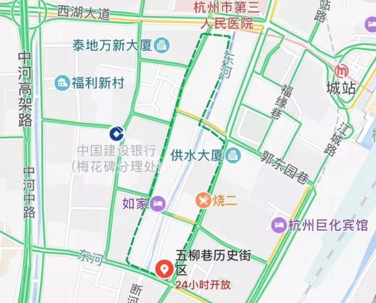 用心感受老杭州小街小巷的慢生活_14