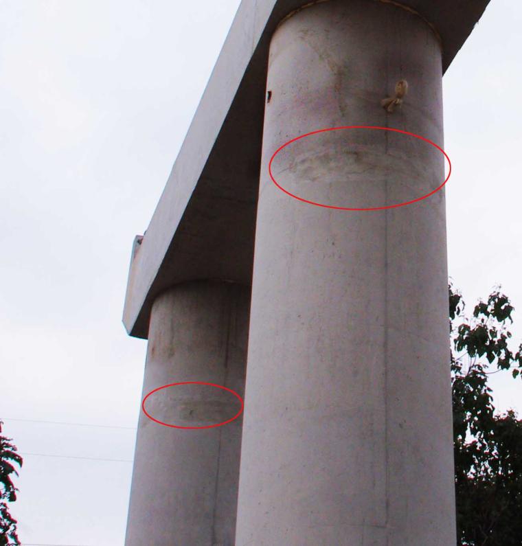 [QC成果]提高墩身混凝土外观质量
