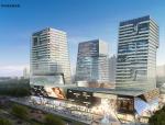 【河南】中博汽车广场概念方案设计