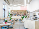 现代混搭风——Kahawa咖啡书屋