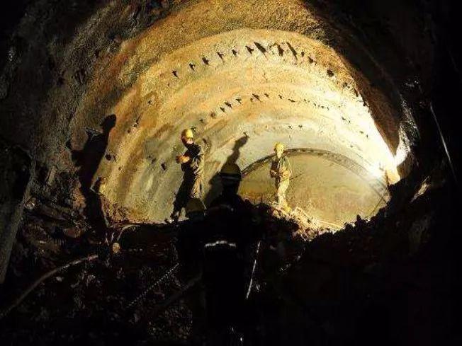 隧道施工要点及常见问题分析(一)