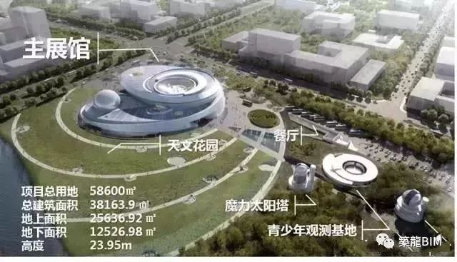 世界最大天文馆之一——上海天文馆主体钢结构工程收尾_12