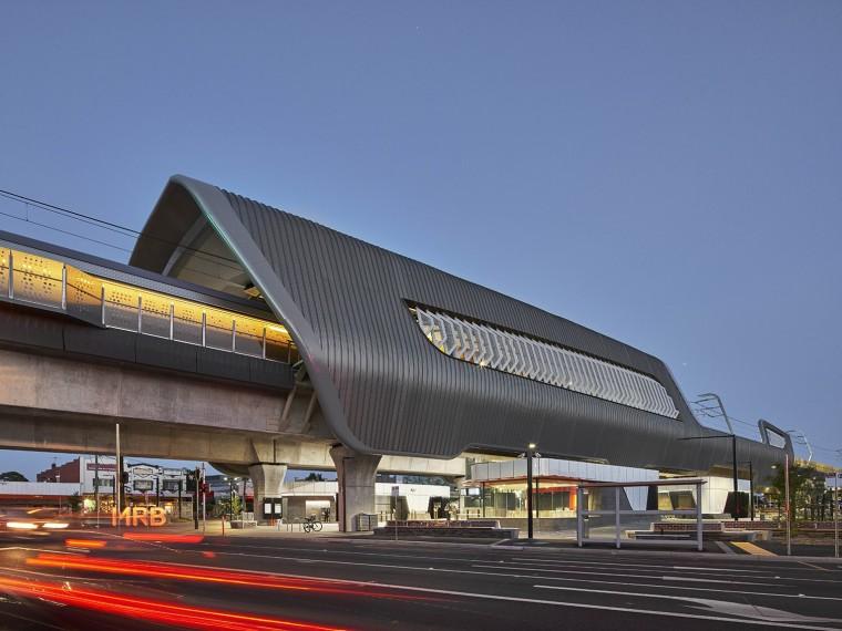 澳大利亚Caulfield至Dandenong铁路道口改造