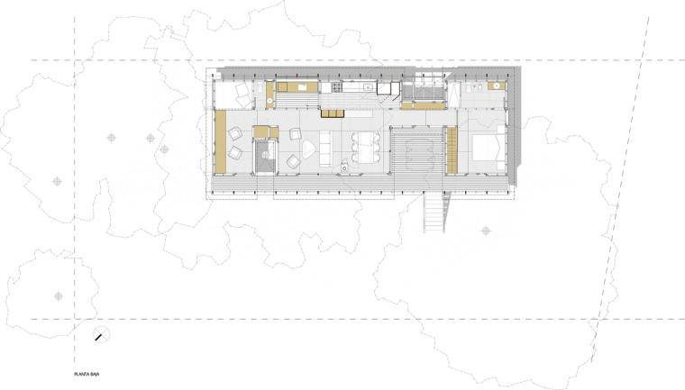 阿根廷三角洲住宅-15