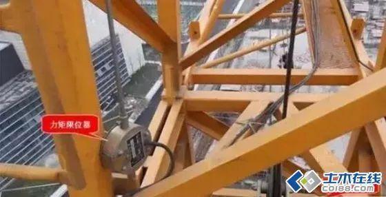 图文详解塔吊、施工升降机安全检查要点