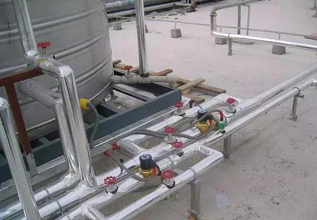 电气控制柜标准资料下载-手工计算给排水、暖通、电气工程安装工程量