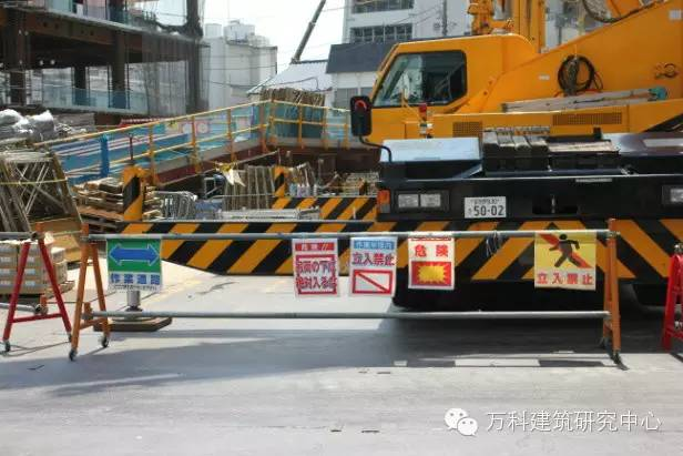 标准精细化管理、高效施工,近距离观察日本建筑工地_16