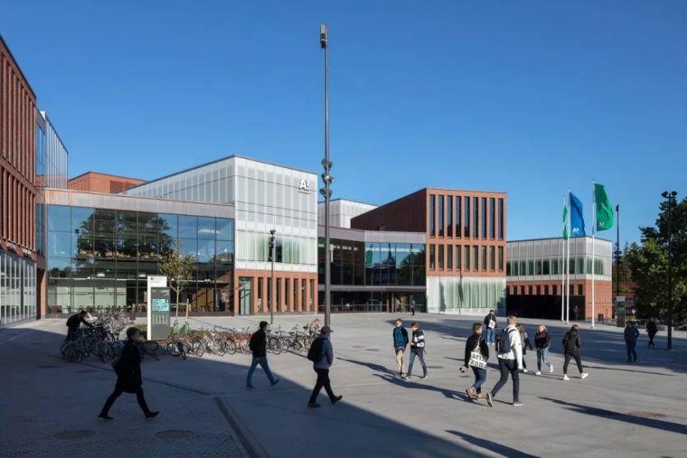 北欧建筑第一学府盖了个什么样的新楼