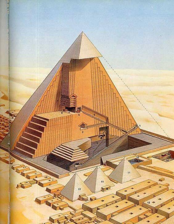 一套图带你读懂建筑结构进化史_4