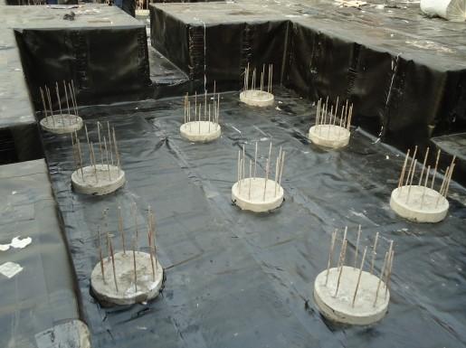 广东产合成高分子防水卷材
