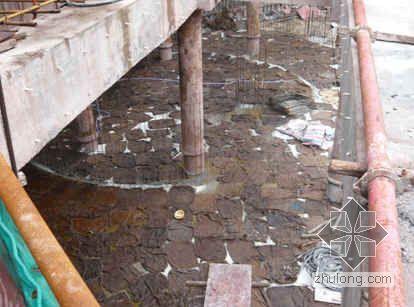 减少大体积混凝土施工裂缝的产生(QC)