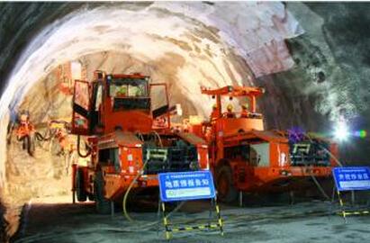 新奥法隧道施工机械设备表,隧道施工要准备哪些机械?