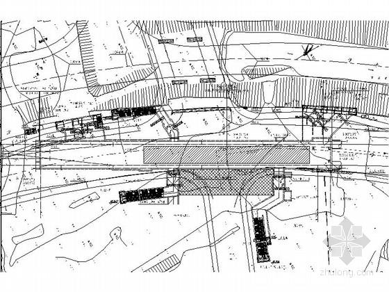 [湖南]知名公司设计城市轨道交通公共区装修施工图