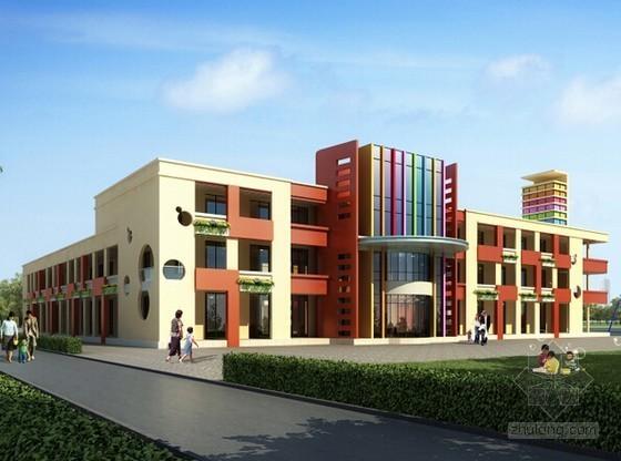 [广西]2016年小学教学楼建设工程招标文件(合同估算价211万 120页)