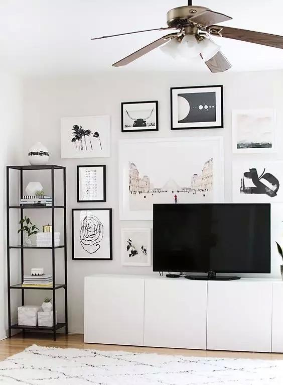 温馨照片墙丨ideasfortheHouse_12