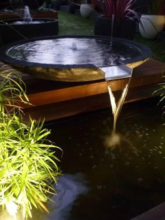 院子里弄上一汪池水,醉美!_14